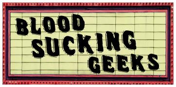 Blood Sucking Geeks - An absurd horror podcast starring four childhood friends